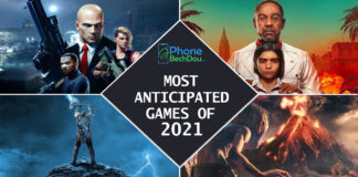 Most Anticipated Games of 2021 on PC and Console