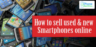sell used & new smartphones online